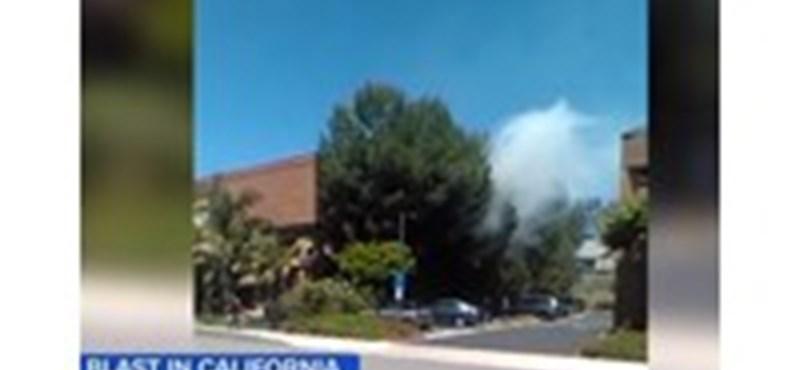 Kaliforniai merénylet: 45 kilónyi robbanószer csak rakétamodellezéshez kellett?
