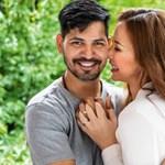 """""""Zsuzsa az első igazi szerelem az életemben"""" – nyilatkozott Demcsák Zsuzsa indiai férje"""