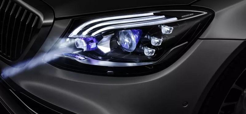 Csak semmi vakítás: miért nagyszerűek az adaptív fényszórók?