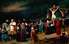 Kétezer év kellett, hogy valakinek eszébe jusson: Jézus neve is lehet üzlet