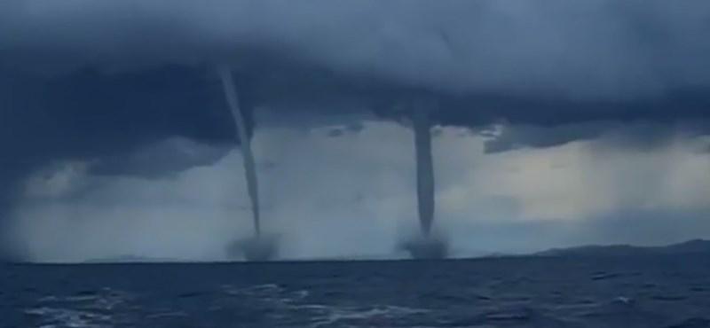 Nem véletlen ám, hogy éppen most vannak ekkora hurrikánok: valós időben láthatók a klímaváltozás hatásai