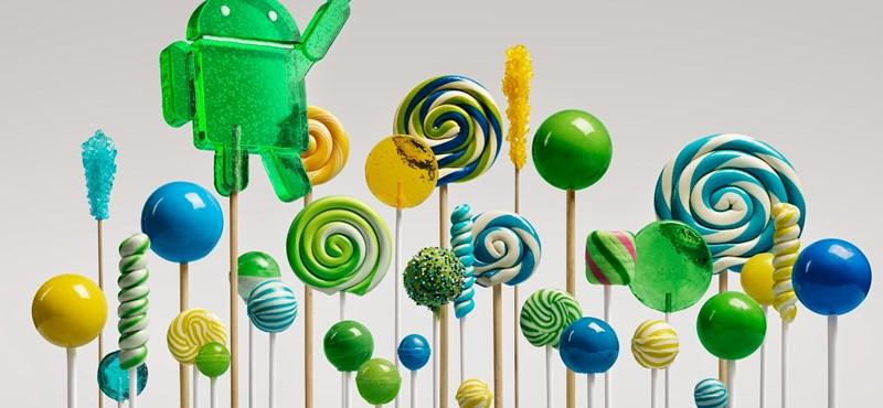 Meglepő adatok a Lollipopról