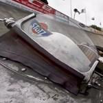 Üljön be a múltba egy 360-as kamerán keresztül – videó