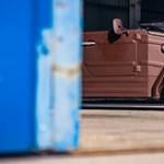 Külföldön is felfigyeltek a bőrbe varrt magyar Volkswagen csapatszállítóra