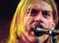 Az FBI nyilvánosságra hozta a Kurt Cobain-aktát