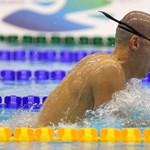 Úszó Eb: Cseh Laci nagy idővel, könnyedén döntős 200 vegyesen
