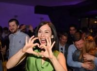 Videó: örömünneppé kezd válni a Momentum eredményvárója