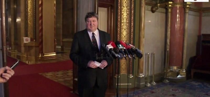 Az új NAV-elnök is tolmácsot kér