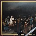 Pécsett dögmelegben állnak a Munkácsy-képek a galériában