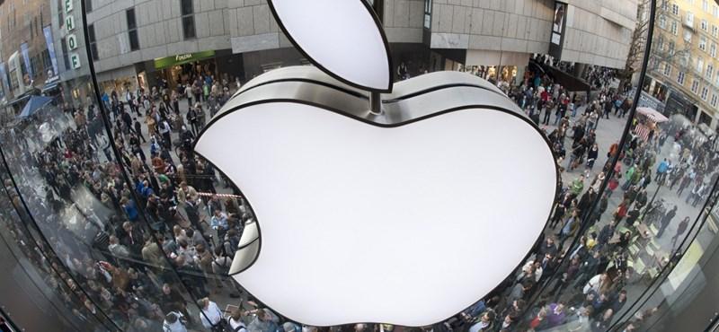 Bevásárolt az Apple-be egy orosz milliárdos