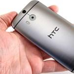 A fémmobil újra támad: teszten az új HTC One
