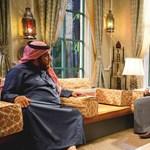 Szaúd-Arábia szappanoperákkal hízeleg Izraelnek