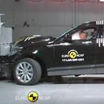 Ez a 22 autó most a legbiztonságosabb Európában