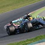 Hamilton beérte az örökranglistán Schumachert, övé a pole a Belga Nagydíjon