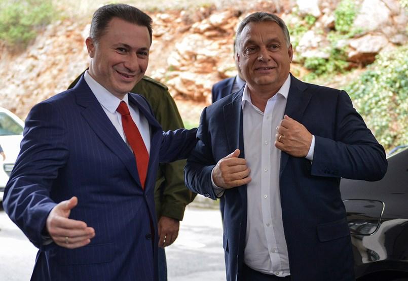 Gruevszki megkapta a magyar menekültstátuszt