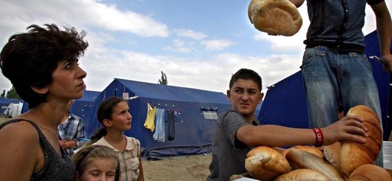 Uzsorás polgármester őrizetben: 600 forintért adta a kenyeret