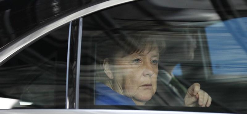 Merkel: A tengeri mentés az emberségesség parancsa