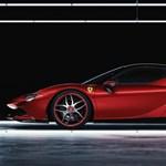 1118 lóerő talán már elég lesz az új plug-in hibrid Ferrariba