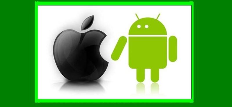 Az Android-használók ötöde váltana iPhone-ra