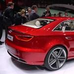 Pár hét és itt az új magyar Audi