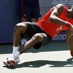 A legegyszerűbb tenisz: rövidítesz? Én is. Lábköztit ütsz? Én is.