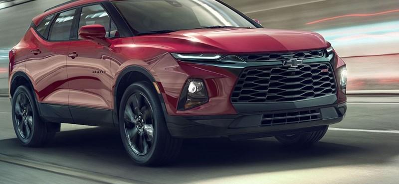 Kifejezetten jó lenne, ha az amerikai SUV-k ilyen izomautós formát kapnának