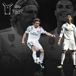 Már csak hárman lehetnek az UEFA idei legjobbjai. Szavazzon: ön kit választana?