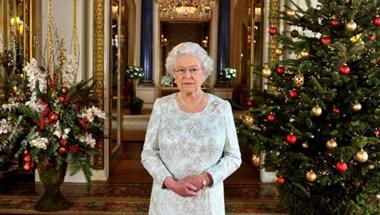 A királynőnél hamarabb tuti nem kezdte el a karácsonyi készülődést
