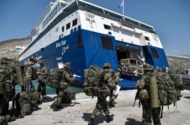 Diplomáciai offenzívával szorítanák sarokba a törököket a földgázra is hajtó görögök