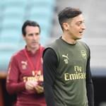 Késes rablók támadtak Mesut Özilre és csapattársára – videó