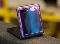 Olcsóbb változat jöhet a Samsung Galaxy Z Flip összehajtható telefonból