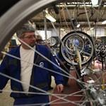 Nagyítás - Így készülnek a Csepel kerékpárok