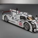 Harci díszben a Porsche új Le Mans-i rakétája – fotók