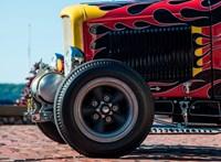 Eladó a Hot Rodok etalonautója, az 1932-es lángnyelves Ford
