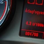 Mennyire kamu egy autó gyári fogyasztása?