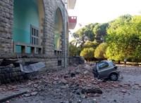 Földrengés volt Albániában, többen is megsérültek