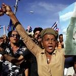 Százezrek búcsúztatták Fidel Castrót