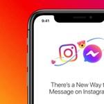 Összeolvad a Messenger és az Instagram üzenős része, teljesen újfajta chatelés jön