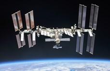 Módosítani kellett a Nemzetközi Űrállomás pályáját, hogy ne ütközzön űrszemétnek