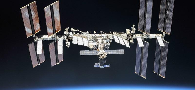 Szivárog a levegő Nemzetközi Űrállomásról, az űrhajósoknak költözniük kell