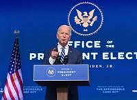 Joe Biden kisebb balesetet szenvedett
