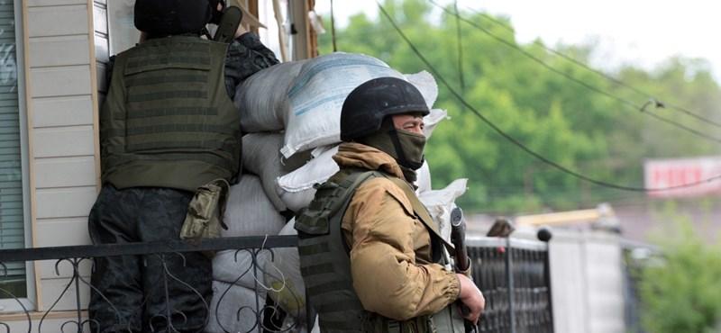 Mégis szavaznak Kelet-Ukrajna elszakadásáról vasárnap
