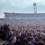 Vajon ma énekelhetnének az emberi jogokról a Népstadionban?
