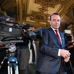 Weber: Nem tárgyalni mentem Orbánnal, hanem megmondani neki, mit kell tennie