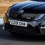 Fekete cseh remek: limitált szériás új Skoda Octavia RS érkezett