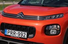 Mosolyra hangolva: teszten a Citroen C3 Aircross