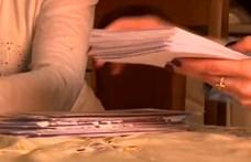 Több száz Kispaládra bejelentett ukrán szavazhatott a választáson