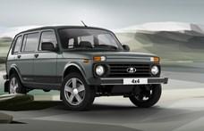 26 év után véget érhet az 5-ajtós Lada Niva gyártása