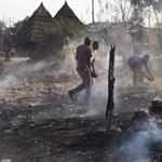 Dél-Szudán légitámadásokkal vádolja Szudánt
