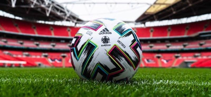Bemutatták az Uniforiát, az Eb hivatalos labdáját
